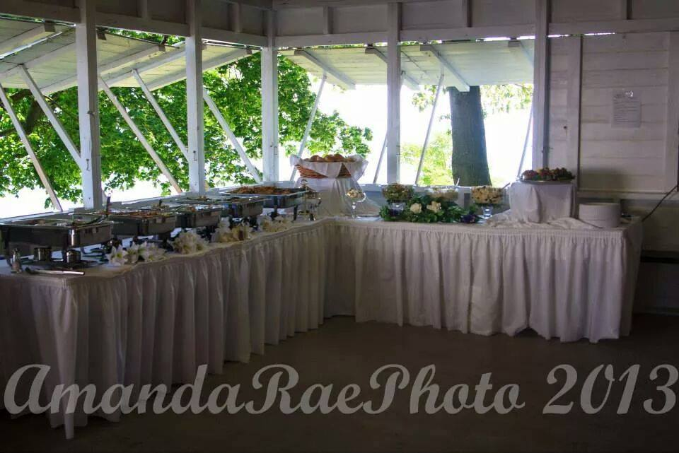 Outdoor Weddings - Summit Park Pavilion